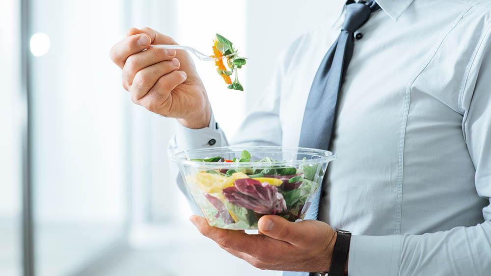 salada verduras