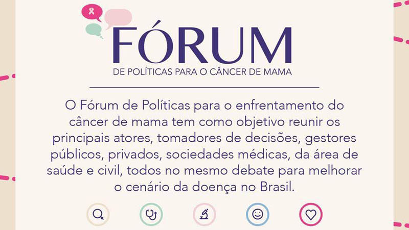 forum politicas cancer mama