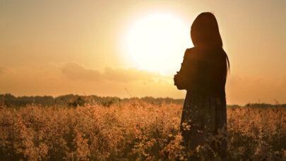mulher espiritualidade