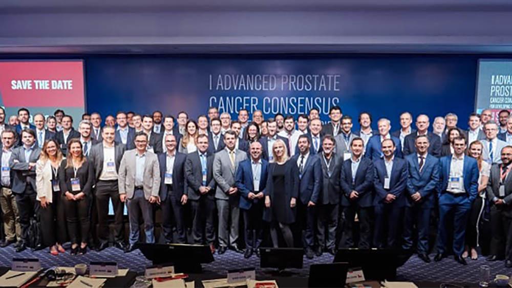Especialistas que participaram do Consenso 2018 sobre câncer de próstata.