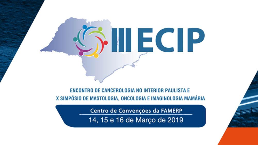 Thumbnail de divulgação do III ECIP, em março de 2019.