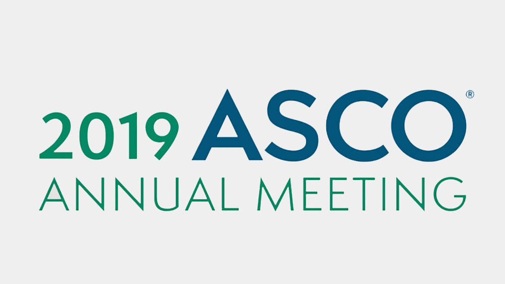 Logo da ASCO 2019.
