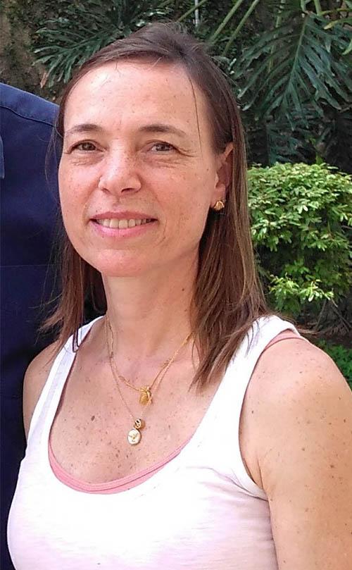 Luciana Assmann.