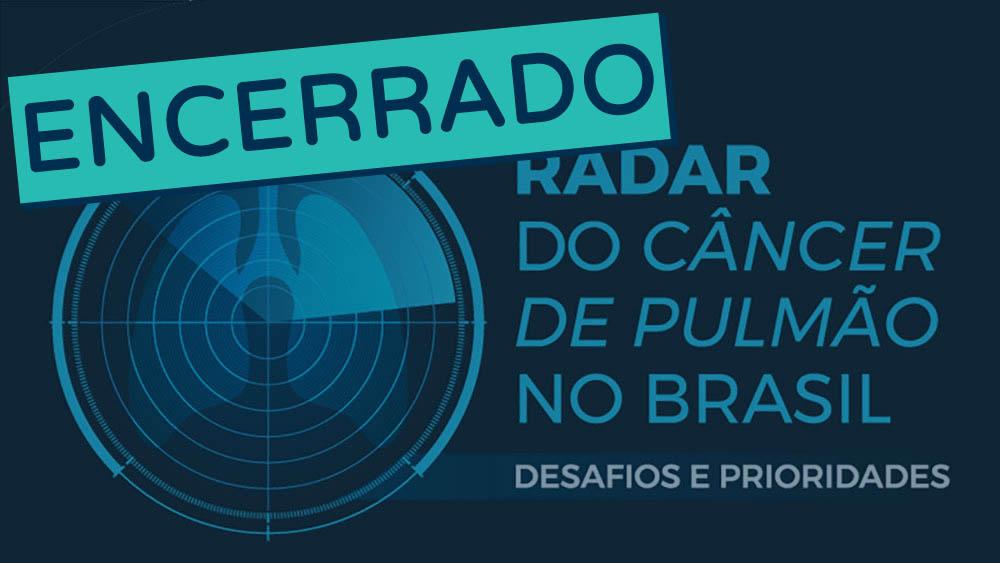 Thumb do evento Radar do câncer de pulmão no Brasil 2019 encerrado.