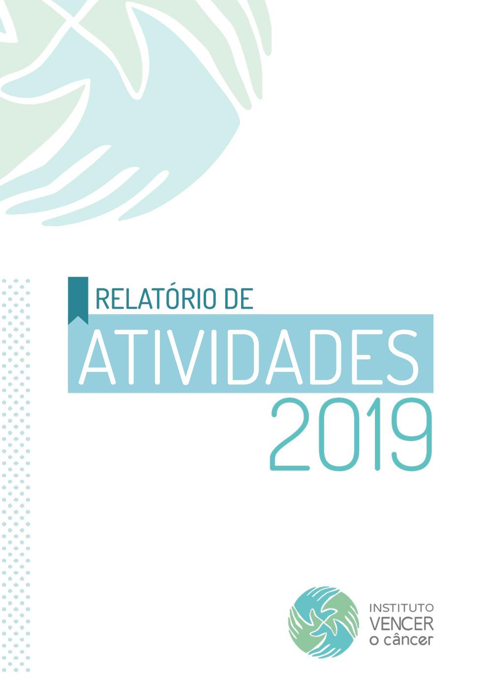Relatório de Atividade 2019