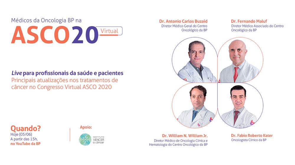 LIVE BP ASCO 2020